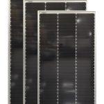 叠瓦电池板